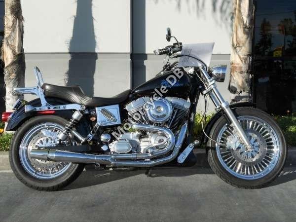 Harley-Davidson FXD Dyna Super Glide 1999 8825