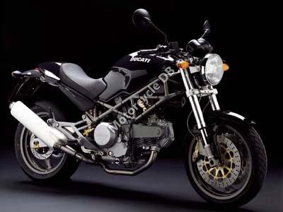 Ducati Monster 750 i.e. Dark 2002 6817