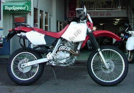 Honda XR 650 2000 10888