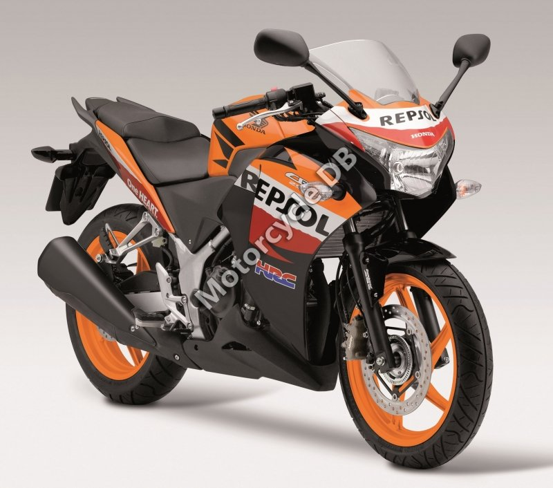 Honda CBR250R - 2012 Specifications, Pictures & Reviews