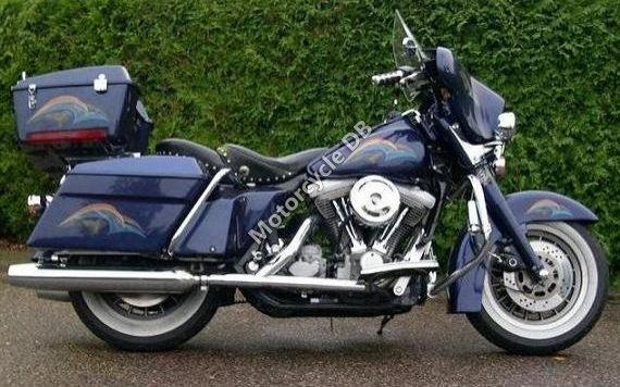Harley-Davidson FLTC 1340 (with sidecar) 1984 12889