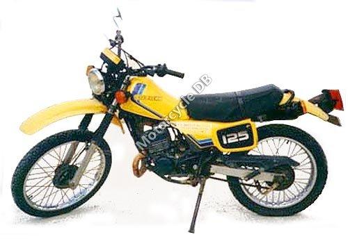 Suzuki DR 125 S 1982 6757