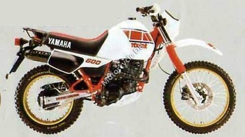 Yamaha XT 600 Tenere 1984 8619
