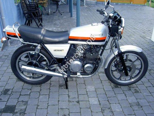 Kawasaki Z 400 J 1983 8335