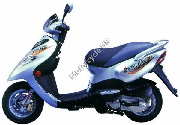 PGO i-Charge125 2004 20041