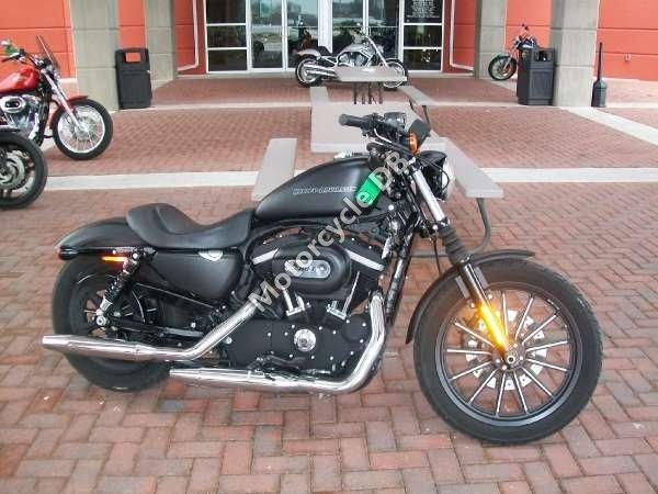 Harley-Davidson Sportster XL 883N Iron 883 2010 12749