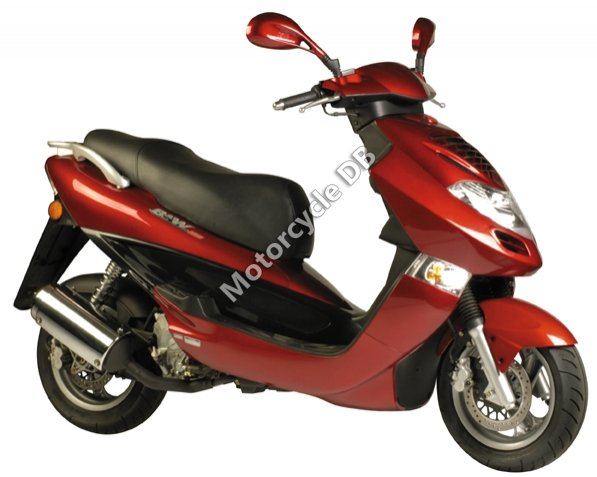 Kymco Bet and Win 150 2007 7792