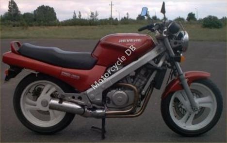 Honda NTV 650 Revere (reduced effect) 1992 15272