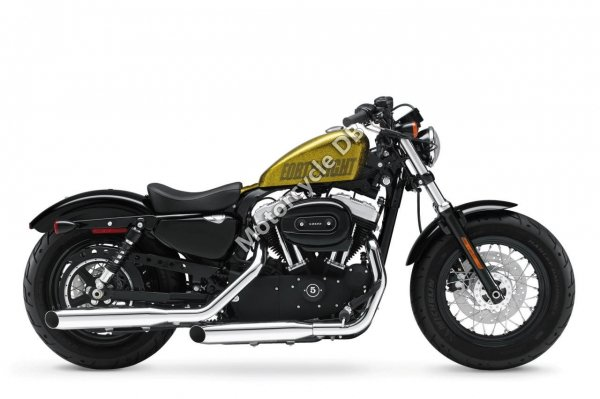 Harley-Davidson Sportster Forty-Eight 2013 22755
