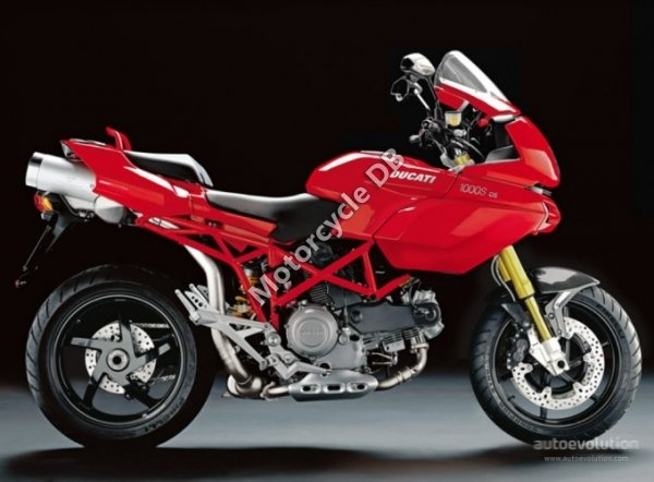 Ducati Multistrada 1000 DS 2003 8896