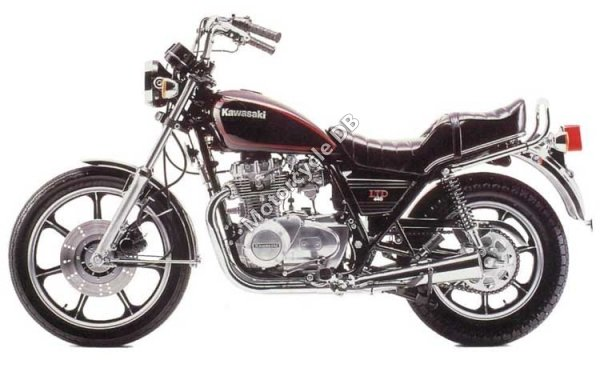 Kawasaki Z 440 C 1981 16226