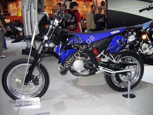 Yamaha DT50X 2007 7410
