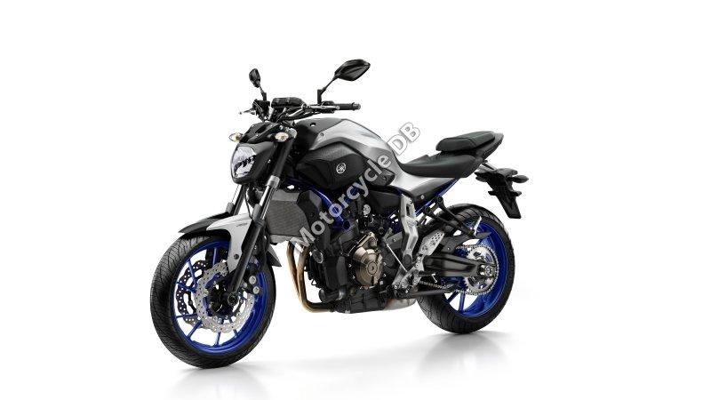 Yamaha MT-07 2017 26022