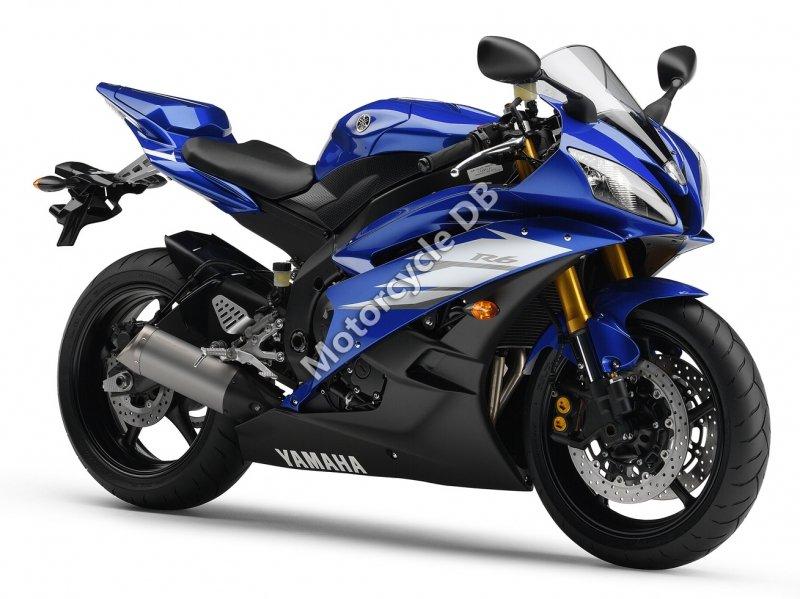 Yamaha YZF-R6 2006 25642