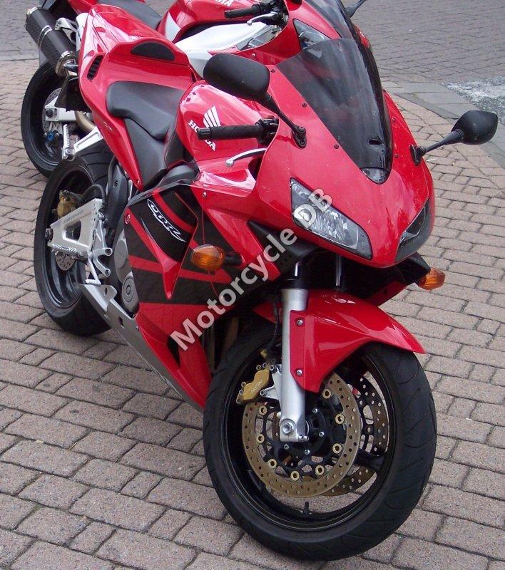 Honda CBR 600 RR 2005 29881