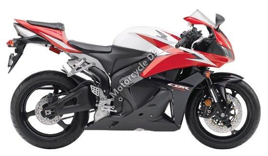 Honda CBR600RR 2009 3473