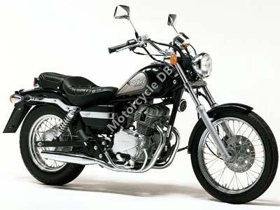 Honda CA 125 Rebel 2001 16370
