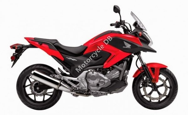 Honda NC750X 2014 23643