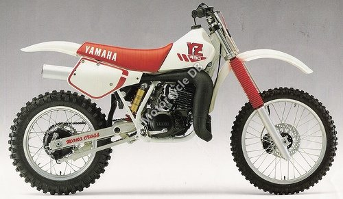 Yamaha YZ490 1987 6540