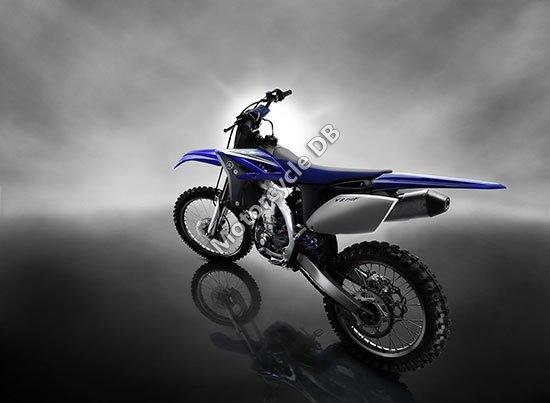 Yamaha YZ250F 2010 4531