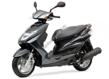Yamaha CygnusX 2007 17420