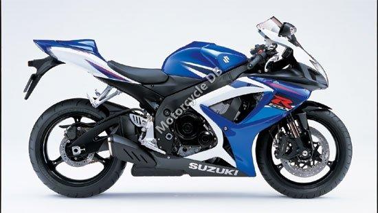 Suzuki GSX-R 750 2007 2039
