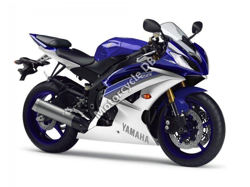 Yamaha YZF-R6 2015 25632