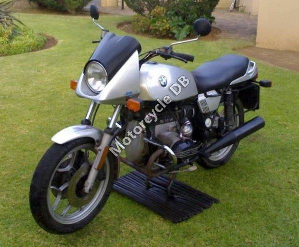BMW R 45 1983 13860