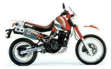 Suzuki DR 650 R Dakar 1990 1444
