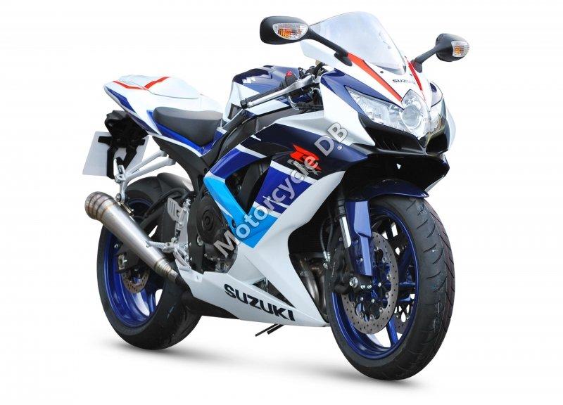 Suzuki GSX-R750 2011 27779