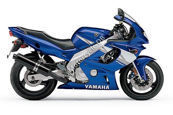 Yamaha YZF 600 R 2005 5761