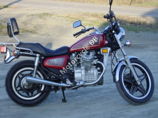 Honda CX 500 C (reduced effect) 1982 19225