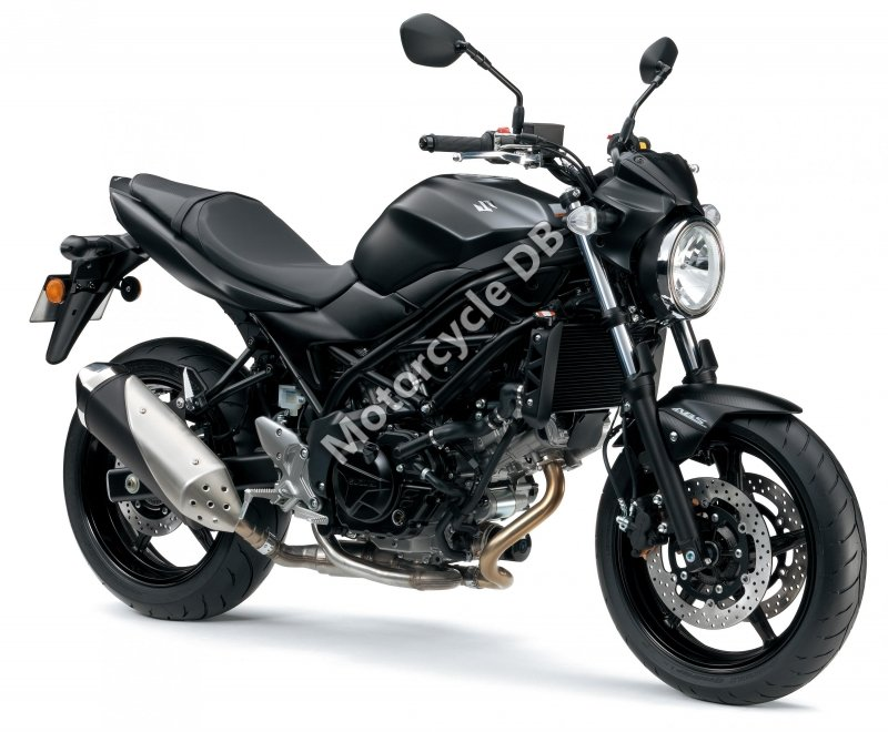 Suzuki SV650 2017 27991