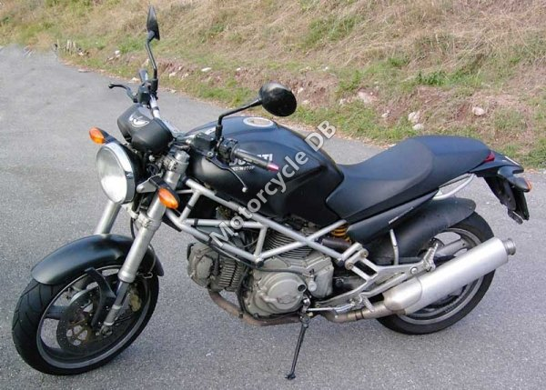 Ducati Monster M600 Dark 1999 6905