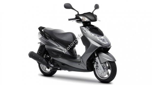 Yamaha Cygnus X 2012 22663