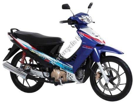 Suzuki Shogun Pro 125 2013 24632