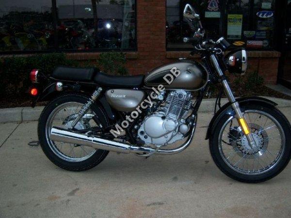 Suzuki TU250 2011 7837