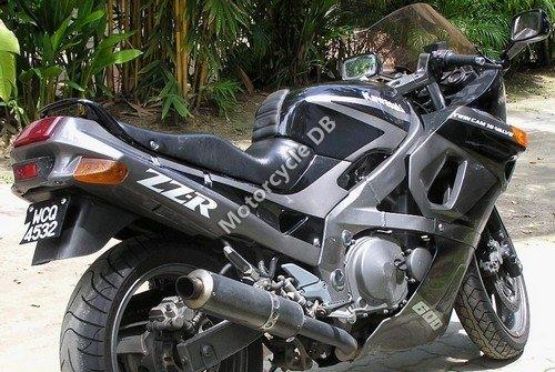 Kawasaki ZZR 600 1993 10340