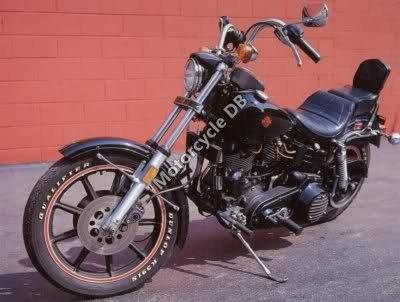 Harley-Davidson FXB 1340 Sturgis 1981 6721