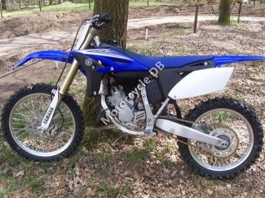 Yamaha YZ250 2011 16796