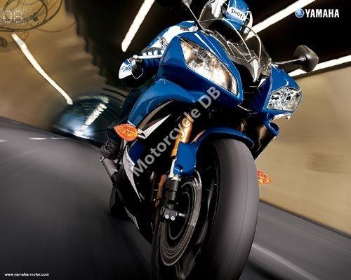 Yamaha YZF-R6 2008 2870