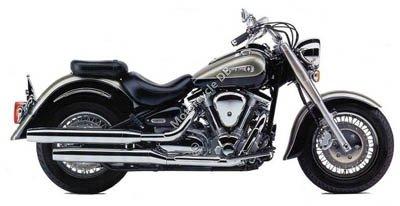 Yamaha XV 1600 Wild Star 2000 6865
