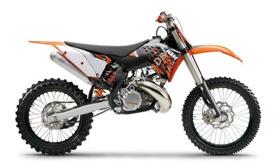 KTM 250 SX 2009 3626