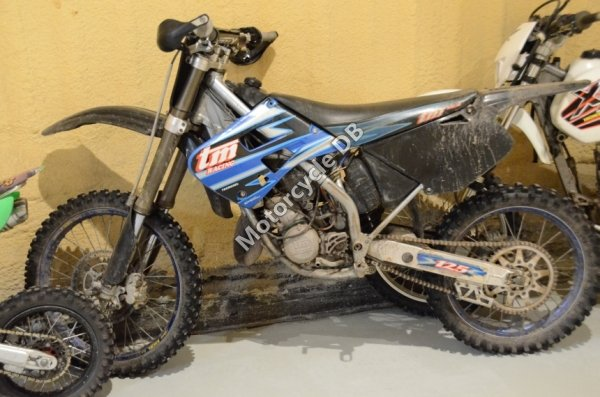 TM racing EN 125 Enduro 2004 13785