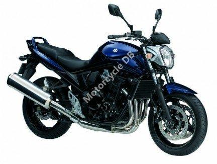 Suzuki Bandit 650 2009 10101