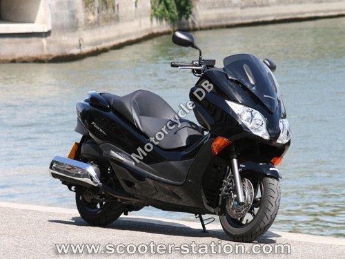 Honda Forza EX 2011 7979