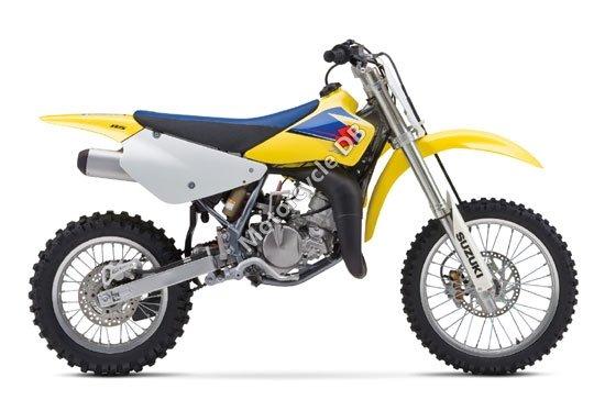 Suzuki RM85 2009 3219