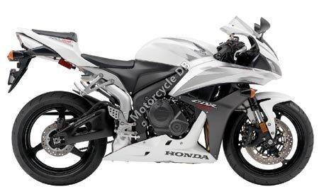 Honda CBR 600 RR 2007 1883