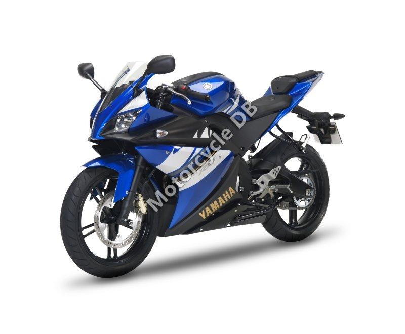 Yamaha YZF-R125 2008 25540