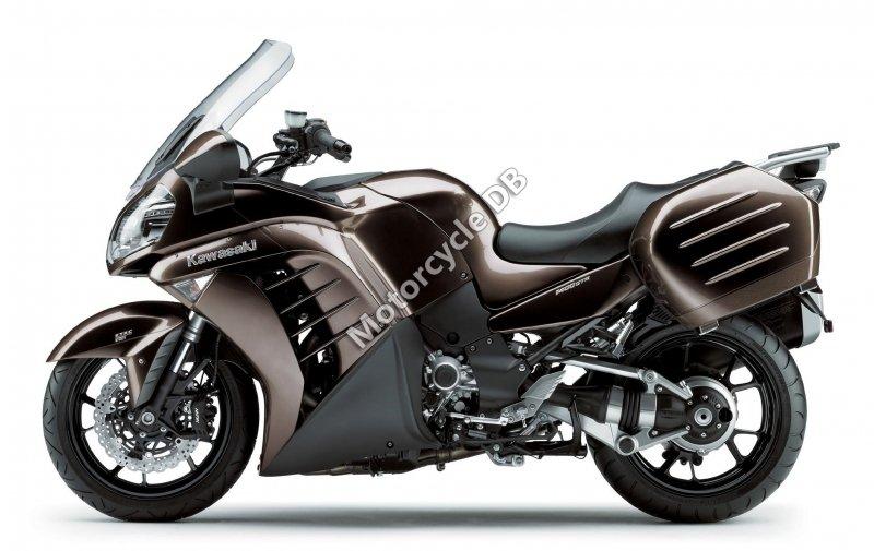 Kawasaki 1400 GTR 2013 29280